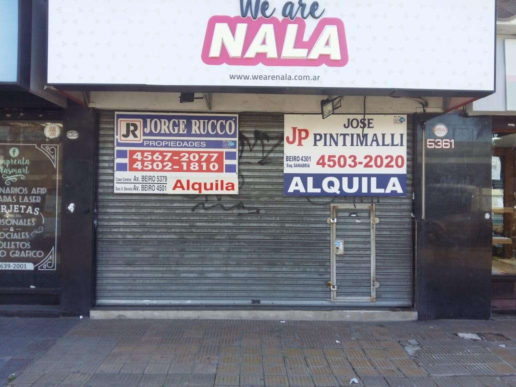Local Comercial Sobre Av