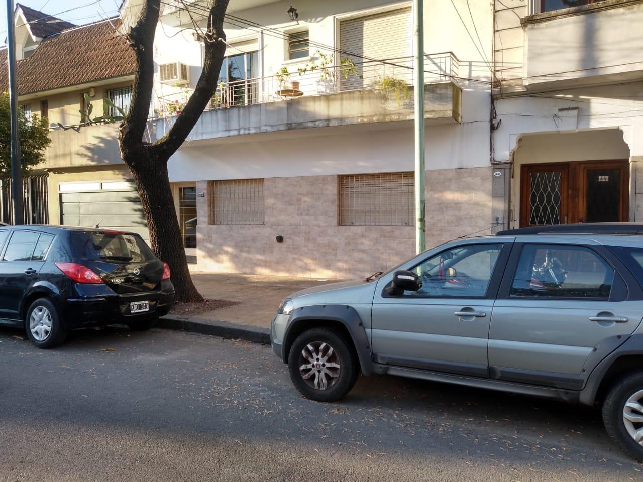DEPARTAMENTO 3 AMB. PLANTA BAJA AL FRENTE